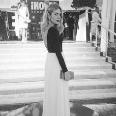 Luisa Cardenas en el Aniversario de la Revista HOLA Venezuela