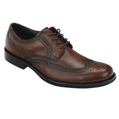Mens classic brogue style for the holidays #shoes ASTOR by CHAPS #RRSWishList