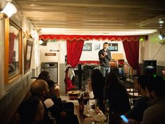Mickey Sharma @ The Prince of Wales (image by Dee Patel)