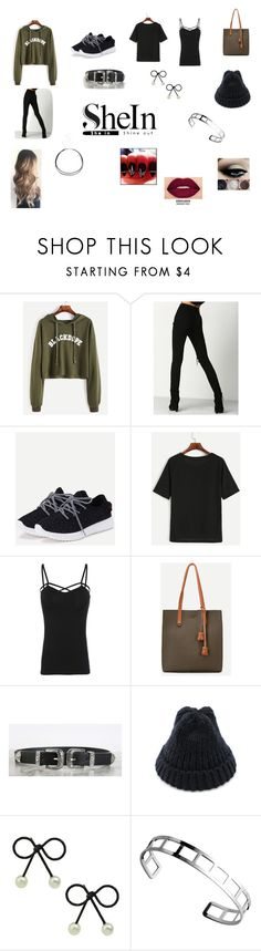 """""""Blackdope"""" by shriquinn on Polyvore featuring WithChic"""