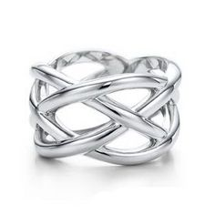 Tiffany  Co Outlet Knots   Ring