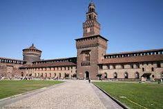 Castelo Sforzesco Milão
