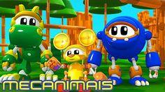 Aventuras com os Kratts (HD Português) - Sombra, A Onça-preta & Insetos Ou Macacos? - YouTube Luigi, Yoshi, Nostalgia, Childhood, Fictional Characters, Cake Pop, Tv Series, Cookie, Cartoons