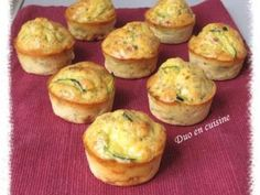 Brunch Recipes 39607 Small zucchini flans with mustard Brunch Recipes, Baby Food Recipes, Breakfast Recipes, Dessert Recipes, Recipes Dinner, Healthy Breakfast Potatoes, Crockpot Recipes, Keto Recipes, Snacks