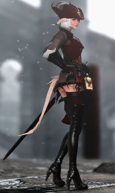 Eorzea Collection is where you can share your personal glamours and browse through an extensive collection of looks for your Final Fantasy XIV character. Final Fantasy Collection, Final Fantasy Art, Ffxiv Character, Game Character Design, Rage Comics, One Image, Nice Tops, Glamour, Wallpapers