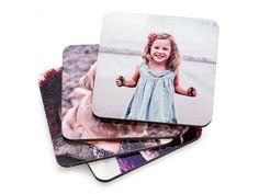 Custom Coasters, Personalized Coasters & Photo Coasters | Shutterfly