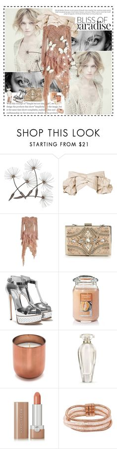 """#115"" by beautifulplace ❤ liked on Polyvore featuring Alberta Ferretti, Johanna Ortiz, Zimmermann, Forever Unique, Yankee Candle, Jonathan Adler, Victoria's Secret, Marc Jacobs and Betsey Johnson"