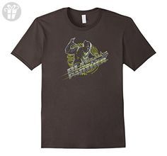 Men's Black Panther Design Graphic T-Shirt Small Asphalt (*Amazon Partner-Link)