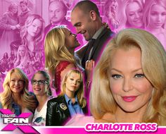 *PIN to WIN* Meet actress Charlotte Ross at #FANX16! Donna Smoak in Arrow + Glee, NYPD Blue & more! #utah