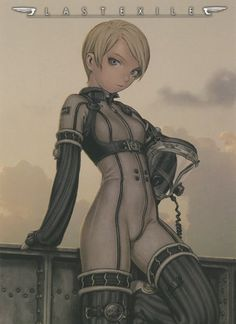 Last Exile by Range Murata