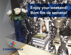 Enjoy your weekend! Bom fim de semana! #comprensa #showroom #fashion #fashionoftheday #weekend #photo #fimdesemana #barcelos #portugal