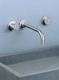 4121 - Mitigeur pour vasque by VOLA Mixer Accessories, Basin Mixer, Save Water, Mixers, Danish Design, Showroom, Wall Mount, Scandinavian, Door Handles