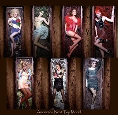 America's next top model 7 deadly sins photo shoot! My favorite season and episode!!
