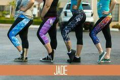 Jade capri fitness leggings by LuLaRoe!