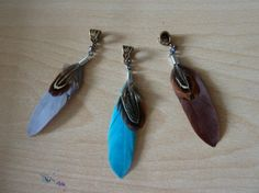 Dreadlock Feather, Dread Jewelry, Feather for Dreadlocks, Dread bead, Dread…