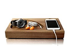 Tinsel & Timber iPhone Docking Station $68