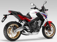 2014 Honda CB650F Unleashed!