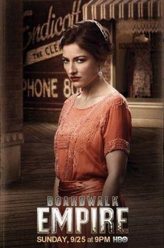Boardwalk Empire - I love Margaret.