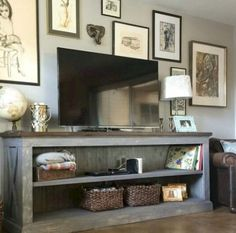 Awesome 30 Stylish Rustic Home Decoration Ideas https://decorapatio.com/2017/08/15/30-stylish-rustic-home-decoration-ideas/