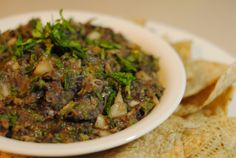 Black Bean Dip (low-amine, gluten-free, soy-free, dairy-free, nut-free, low-fat, low-carb, vegetarian, vegan)