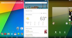 #Google Now #Launcher available for all devices running Android 4.1 and higher.