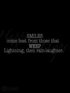 Quote. Smile.