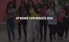 UP 12th Result 2016