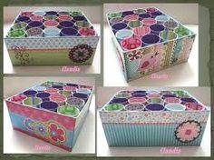 Resultado de imagen para caja para sobres de regalo