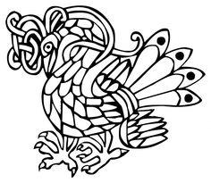 keltische vogel
