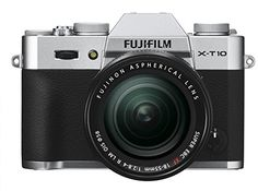 Fujifilm X-T10 Silver Mirrorless Digital Camera Kit with XF 18-55mm F2.8-4.0 R LM OIS Lens Fujifilm http://www.amazon.com/dp/B00X7QTTME/ref=cm_sw_r_pi_dp_ASEswb1GECN7G
