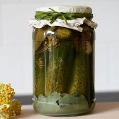 Steak Rolls, Old Plates, Polish Recipes, Polish Food, Preserving Food, Food Design, Food Inspiration, Pickles, Cucumber