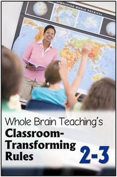 Corkboard Connections: Taming Blurters and Wanderers - Read the next post in the series by Chris Biffle, Director of Whole Brain Teaching