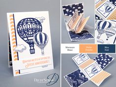 Tutoriel Carte Anniversaire Pop Up Twist « Set Gentil Remontant » – Djudiscrap