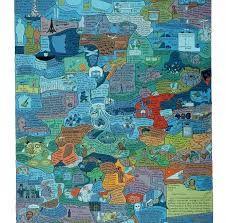 cartografia en el arte - Cerca amb Google