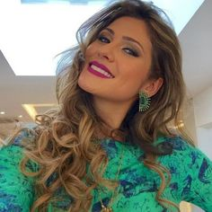 10 maquiagens da Lívia Andrade