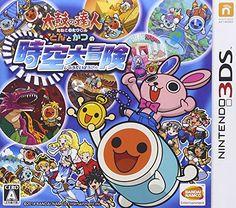 TAIKO NO TATSUJIN: DON TO KATSU NO JIKUU DAIBOUKEN [3DS - Import Japonais] Namco Bandai Games http://www.amazon.fr/dp/B00JM1P198/ref=cm_sw_r_pi_dp_B8W7wb11V2100