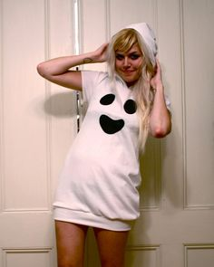 Ghost Dress MADE TO ORDER by imyourpresent on Etsy, $68.00
