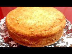 Blat de tort perfect | Retete simple | Blat de tort cu vanilie | Ralu Demsa | Torturi de casa - YouTube Food Cakes, Mai, Cornbread, Cake Recipes, Ethnic Recipes, Youtube, Cakes, Millet Bread, Easy Cake Recipes