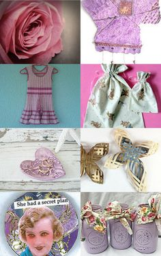 Purple Mood by Niki and Sophie on Etsy--Pinned with TreasuryPin.com