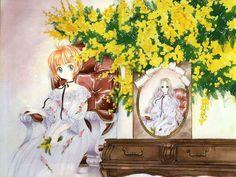 CardCaptor Sakura Illustration Collection Artbook - Sakura Card Captors Wiki
