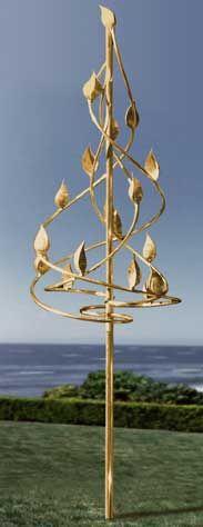 Helix Wind Sculpture