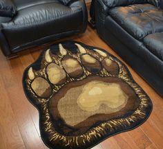 Bear Claw Rustic Lod