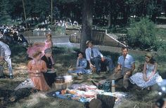 Perfect movie to watch as summer winds down...Picnic!
