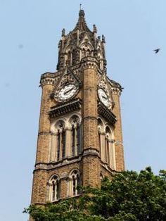 Torre del reloj de Rajabai (India)