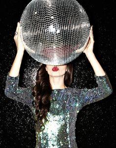 disco ball | sparkle and shine | nightlife | www.republicofyou.com.au