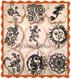 Henna Tats   Cookie Connection