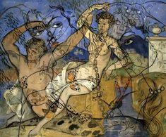 Villica caja, par Francis Picabia