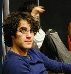 The adorable Darren Criss..