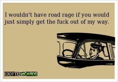 Ya don't drive 60 in a 100 zone where I can't pass you!!!! Some people!