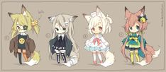 EDIT: All taken! Auction is now closed. Thank you very much to everyone for bidding and taking part to the auction! NO. 1 - SMILEY | TAKEN - Owner: cake--chan NO. 2 - GLOOMY | TAKEN - Owner: ghosti...